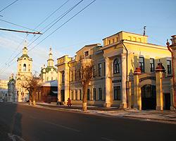 Тобольск - исторический центр России