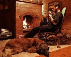 Источник тепла и комфорта в доме