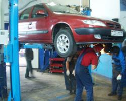Техническое обслуживание автотранспорта