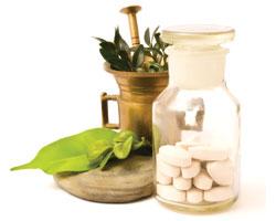 Лекарства на основе компонентов Природы